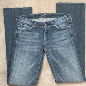 """7 for all mankind """"Lilly Bangkok"""" size 30"""